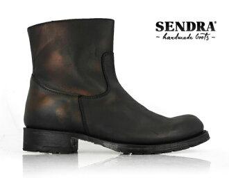 SENDRA 9491 短跑選手黑人寄件者男子 fs04gm 工作靴