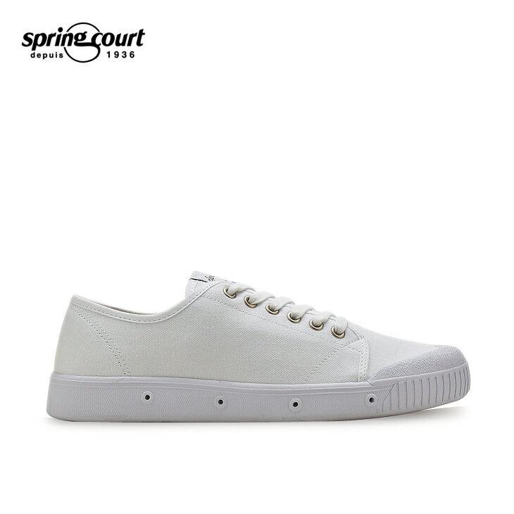 SPRING COURT スプリングコート G2N-1001-2 WHITE ホワイト 白 メンズ 靴 シューズスニーカー