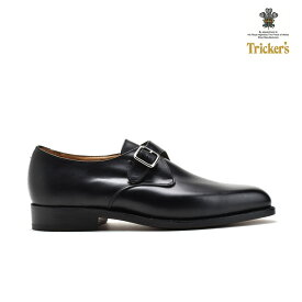 トリッカーズ TRICKER'S 6141 MAYFAIR BLACK BOX CALF メイフェア ドレスシューズ ビジネスシューズ スクエアトゥ メンズ ブラック 黒