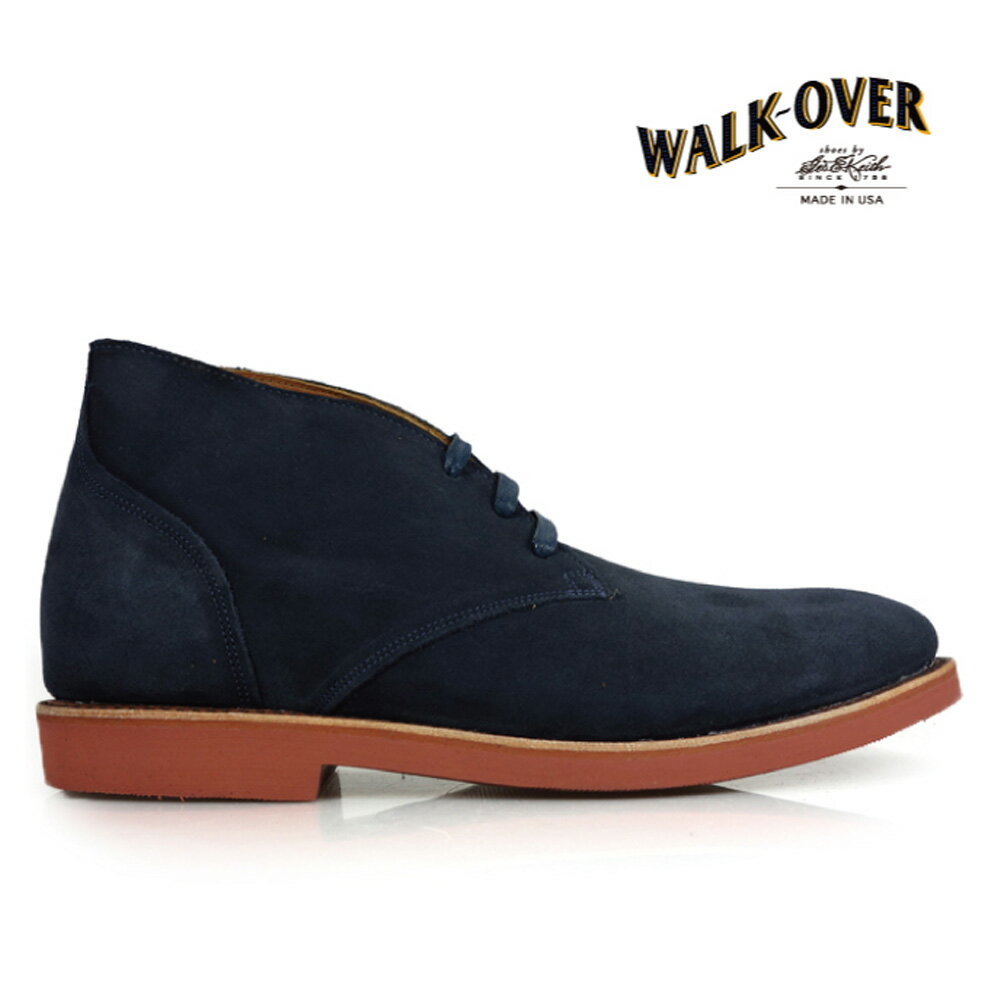 ウォークオーバー WALK-OVER STRAITS MIDNIGHT BLUE 05523ダービー WALKOVER 05523