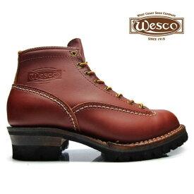 ウェスコ ジョブマスター レッドウッド Wesco Jobmaster RedWood RW106100 6インチ