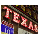 アメリカンサイン w ライト 「TEXAS」 (テキサス ) ガレージング インテリア 照明 オブジェ アメリカ アメリカ雑貨 アメリカン雑貨