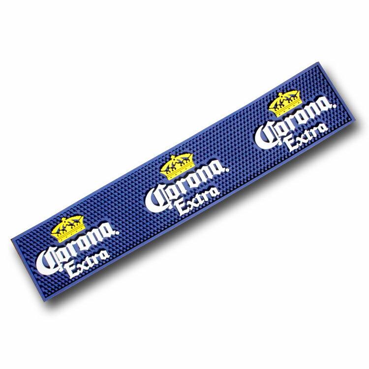 バーマット「Corona コロナ」 ビール カクテル BAR GOODS バーグッズ アメリカ雑貨 アメリカン雑貨