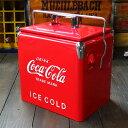 COCA-COLA BRAND コカコーラブランド レトロピクニックストレージボックス (レッド ) クーラーボックス アウトドア コーク アメリカ…