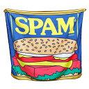 ビーチマット SPAM スパム缶 H125×W150cm アウトドア ビーチタオル 敷物 防寒 スポーツ観戦 アメリカ雑貨 アメリカン…
