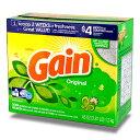 GAIN ゲイン洗濯洗剤 粉末 (オリジナル)40回分(1.3kg 45oz)