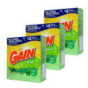 GAIN ゲイン洗濯洗剤 粉末 (オリジナル)粉末 80回分(2.6kg 91oz)×3個セット