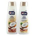 VO5 シャンプー&コンディショナー アイランドココナッツ 370ml 2本セット販売 アメリカ製 アメリカン雑貨