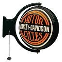 照明 壁掛け ハーレーダビッドソン モーターサイクル ローテーティング パブライト HDL-15622 HARLEY-DAVIDSON ギフト プレゼント アメ…