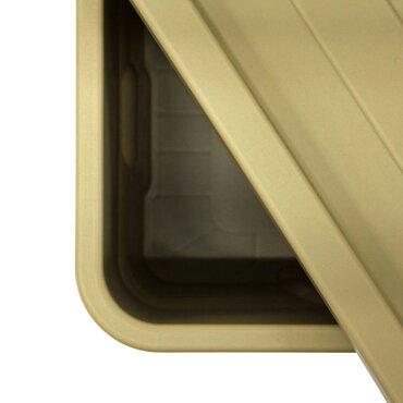 収納ボックスコンテナTHORソーラージトートコンテナーフタ付き22L(コヨーテ)TRUSTアメリカ雑貨アメリカン雑貨