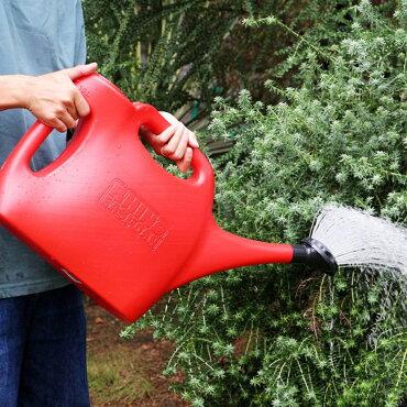 ジョウロRHINOイージーウォータリングカンブラック10Lジョーロ水やり散水おしゃれシンプルガーデニング