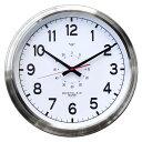 壁掛け時計 丸型 ダルトン ウォールクロック ブリストル S-51 WD ホワイトダイヤル DULTON K725-923WD インダストリアル インテリア リ…