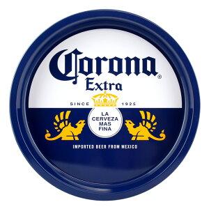 お盆 トレイ コロナ・エクストラ サービングトレイ ブリキ製 CORONA EXTRA コロナビール トレー アメリカン雑貨