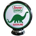 ガスランプ Sinclair DINO GASOLINE ガソリン給油機 ガソライト ライト レトロ 照明 アメリカ雑貨 アメリカン雑貨