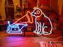ネオンサイン VICTOR ネオン管 照明 店舗装飾 インテリア ガレージング アメリカ雑貨 アメリカン雑貨
