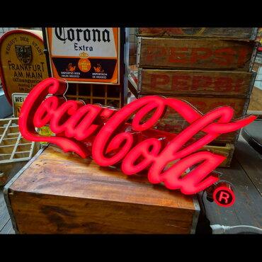 COCA-COLABRANDコカコーラブランドLEDサイン「レタリングLEDサイン」PJ-LED02