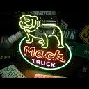 ネオンサイン MACK マック ネオン管 照明 店舗装飾 インテリア ガレージング アメリカ雑貨 アメリカン雑貨