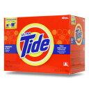 Tide タイド洗濯洗剤 粉末 オリジナルセント 40回 1.6kg 56oz アメリカ雑貨 アメリカン雑貨