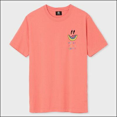 ポール・スミス ポールスミス 正規品 送料無料 ポールスミス ポール・スミス Watermelon Smile プリントTシャツ ピンク M