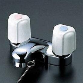 《あす楽》◆15時迄出荷OK!▽KVK 【KM66G】洗面用2ハンドル混合栓