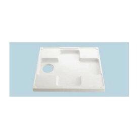 ▽《あす楽》◆15時迄出荷OK!INAX/LIXIL 洗濯機パン【PF-7464AC/FW1】ホワイト 740×640×55
