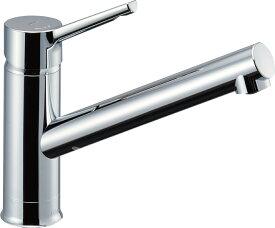 ∠《あす楽》◆15時迄出荷OK!INAX/LIXIL キッチン用水栓金具 ワンホールタイプ【SF-WM420SYX(JW)】シングルレバー水栓 クロマーレS 逆止弁