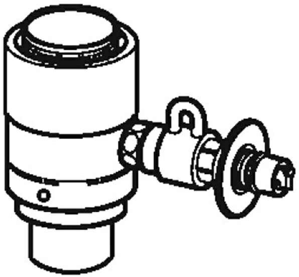 《あす楽》◆15時迄出荷OK!パナソニック 分岐水栓【CB-SXL8】INAX社用