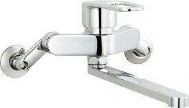 ∠▽《あす楽》◆15時迄出荷OK!INAX キッチン用水栓金具【SF-WM435SY】シングルレバー混合水栓 壁付タイプ クロマーレS(エコハンドル)