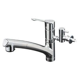 《あす楽》◆15時迄出荷OK!▽KVK 水栓金具【KM5021TTU】 シングルレバー式シャワー付混合栓(旧品番KM828GTU)