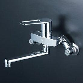 《あす楽》◆15時迄出荷OK!KVK 水栓金具【MSK110KT】壁付シングルレバー式混合水栓