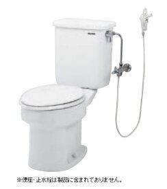 ###ネポン 簡易水洗便器【ATW-609BG】ホワイト プリティーナ レギュラーサイズ 手洗栓なし 便座無 給水タンク 600シリーズ オートフラッパー方式