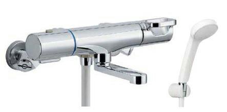 ∠▽《あす楽》◆15時迄出荷OK!INAX LIXIL【BF-WM147TSG】クロマーレS シャワーバス水栓 洗い場専用 エコフルスプレーシャワー