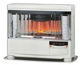 コロナ【UHB-TP1030(W)】ホワイト ツインヒーター クイックパルスバーナ 半密温水配管式 ストーブ暖房 温水暖房