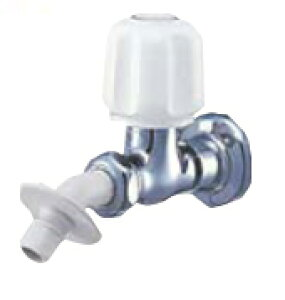 Ю####ジャニス/Janis【NL12RTDA1】横水栓(吐水口回転形)(ホース接続形) 一般地仕様 13mm 逆流防止装置付