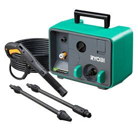 ####RYOBI/リョービ/京セラ【AJP-4205GQ】(667603A) 60hz 高圧洗浄機 業務用高圧ホース(10m)標準付属