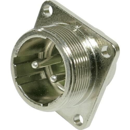 ■〒三和電気工業/SANWA コネクター【SNS-2003-RSM】(8189170) SANWA 丸型コネクタ SNS−20シリーズ 3極 RSM 発注単位1
