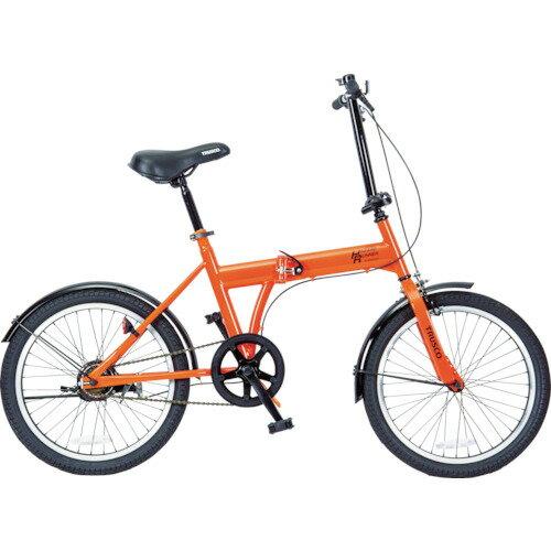 ■〒トラスコ中山/TRUSCO【THR5520】(4892836)構内・災害時用ノーパンク自転車 ハザードランナー 20インチ 受注単位1