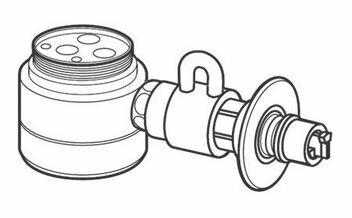 《あす楽》◆15時迄出荷OK!パナソニック【CB-SEF8】食器洗い機用分岐水栓