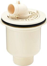《あす楽》◆15時迄出荷OK!▽INAX ユーティリティ 洗濯機パン 部材【TP-51】ABS製排水トラップ(タテビキ)