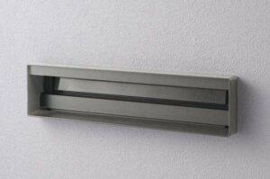 Юパナソニック【CTCR7821】サインポスト 口金 UNISUS(ユニサス) 口金タイプ ダイヤル錠 表札スペースのみ 2Bサイズ