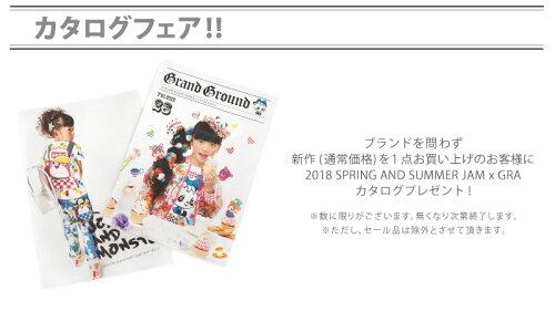 ◇グランドスラム【グラグラ&JAM】2018SSカタログ【セール品除外】ノベルティ
