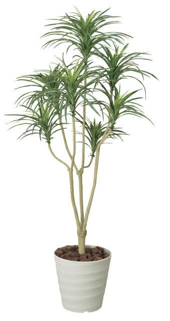 《アートグリーン》《人工観葉植物》光触媒 光の楽園 ユッカ1.6