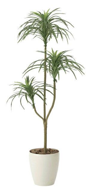 《アートグリーン》《人工観葉植物》光触媒 光の楽園 ユッカ 1.3