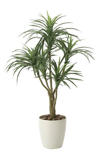 《アートグリーン》《人工観葉植物》光触媒 光の楽園 ユッカ 90