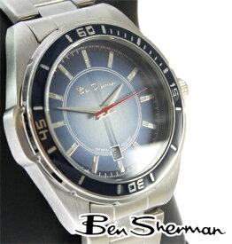 ベンシャーマン Ben Sherman グラデーション ダイバーズ 腕時計 メンズ 【送料無料】 モッズ ファッション アナログ ウォッチ ステンレス スチール ベルト UK モッズ r363 ギフト