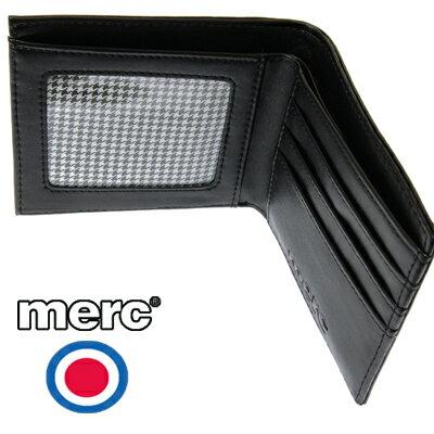メルクロンドン Merc London 二つ折り サイフ メンズ 【送料無料】 モッズ メルク プレゼント ギフト