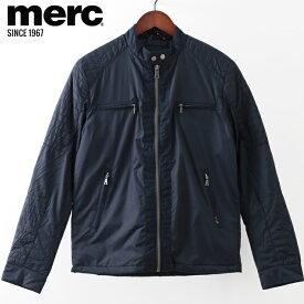メルクロンドン メンズ キルティングジャケット Merc London W1 プレミアム ライダージャケット 2019 新作 ダークネイビー Jacket ジャケット モッズファッション プレゼント ギフト