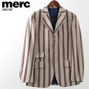 メルクロンドン Merc London メルク ジャケット ボーティングブレザー スクールジャケット メンズ プレゼント ギフト