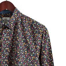 ベンシャーマンBenSherman長袖シャツ花柄シャツマイクロフローラル2色18SS新作レギュラーフィットMODRegularFit隠れボタンダウンメンズプレゼントギフトモッズファッション