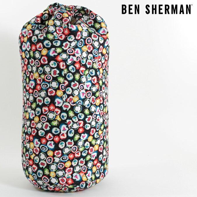 セール ベンシャーマン Ben Sherman スイムバッグ ショルダーバッグ プールバッグ 水泳バッグ 62x40x28cm ネイビー メンズ レディース プレゼント ギフト